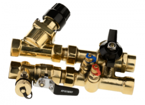 Modula Optima Compact Valve Set