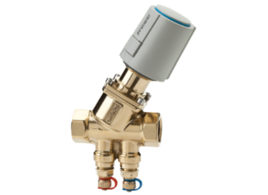 Optima Compact Pressure Independent Control Valve. (PICV) DN15-DN50