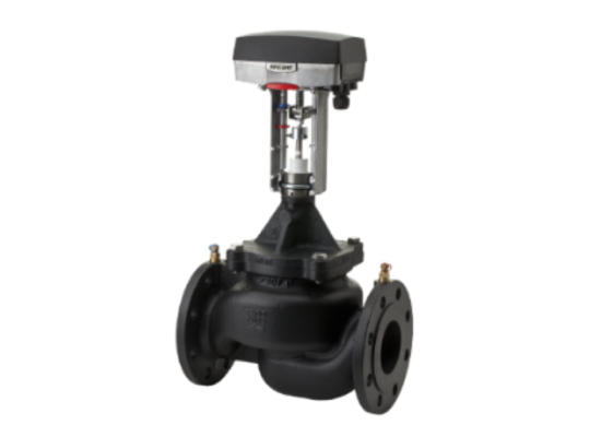 Optima Compact Pressure Independent Control Valve. (PICV) DN50-DN150