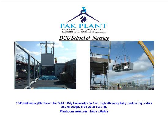DCU School of Nursing - 2
