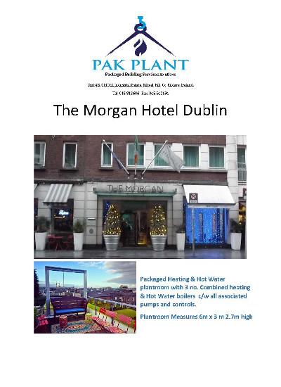 Morgan Hotel Dublin 1